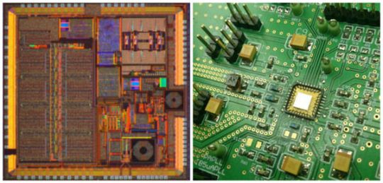 400MHz RF transceiver geared for wireless smart energy apps