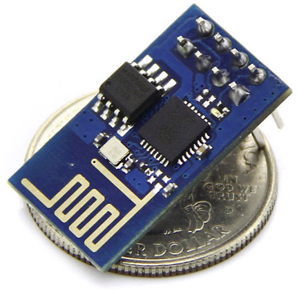 New UART to WIFI chipset will unleash low cost Internet of Things | olimex